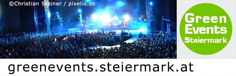 Website greenevents.steiermark.at aufrufen!